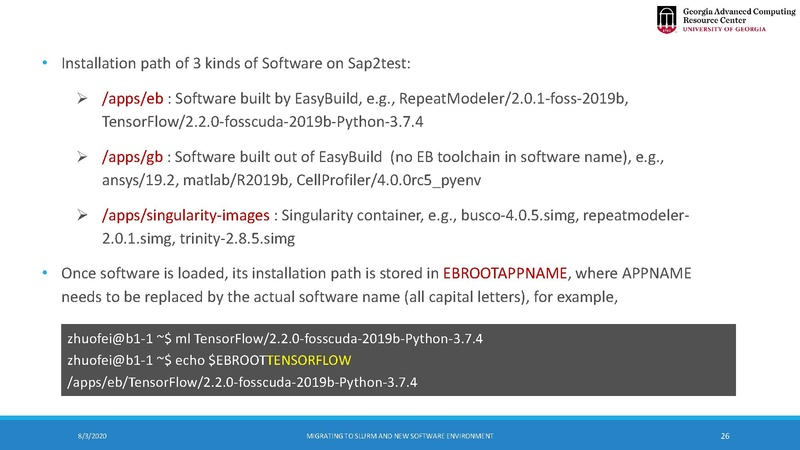 File:Migrating to Slurm and new software environment v2.pdf ...